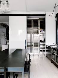 25 bold black and white interior design ideas