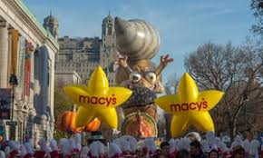millions attend macy s thanksgiving day parade in new york as it