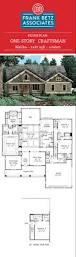 frank betz associates malibu 2487 sqft 4 bdrm one story craftsman house plan design