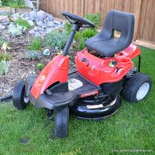 product review troy bilt neighborhood riding mower