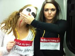 Mother Daughter Halloween Costume Total Sorority Move Basic Formula Halloween