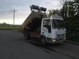 iveco cargo tipper truck 7 5 ton 6 cylinder diesel in gloucester