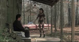 marisa tomei my cousin vinny jumpsuit marisa tomei my biological clock is ticking gif find on