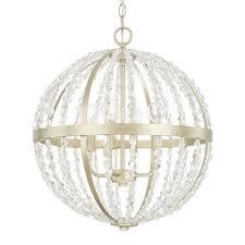 4 light pendant