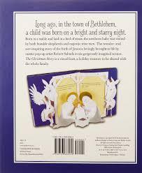 the christmas story robert sabuda 9780763683269 amazon com books