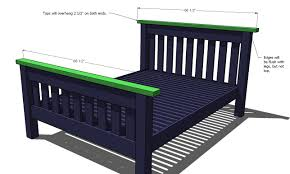 How To Build A King Size Platform Bed Ana White King Size Platform by Bed Frames Wallpaper High Resolution Queen Size Platform Bed