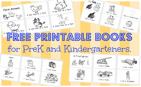 coloring pages printable free printable books for kindergarten