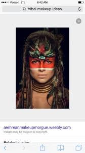 8 best tribal u0026 makeup ideas u0026 influences images on pinterest