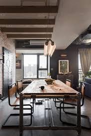 Chaise Industrielle En M C3 A9tal Par Henri Magnifique Grande Table Salle Manger A Maison Design Bahbe Com Bon
