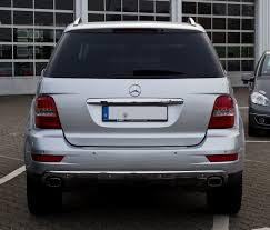 file mercedes benz ml 350 cdi 4matic grand edition w 164