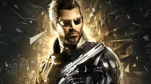 deus ex mankind divided gameplay demo ign live e3 2016 youtube