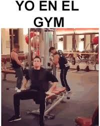 Memes De Gym En Espa Ol - yo en el gym reír pinterest gracioso cosas divertidas y divertido