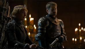 Wildfire Under King S Landing by Euron Greyjoy Visits Cersei On U0027game Of Thrones U0027
