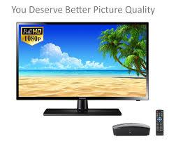 amazon com digital tv converter box digital antenna rf and