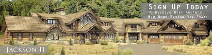 Hybrid Timber Frame Floor Plans Architectural Styles For Log Homes Luxury Log Homes Hybrid Log