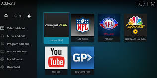 Nbc Sports Desk How To Watch Nfl On Kodi Best 2017 Add Ons For Nfl Live Streams