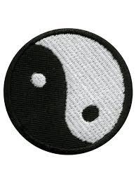 small yin yang patch buy at grindstore com