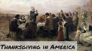 a history of thanksgiving in america presidential history
