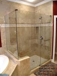 Corner Shower Glass Doors Corner Shower Doors In Fl