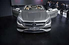 mercedes s63 amg 2015 price 2015 mercedes s63 amg coupe 4matic revealed motor trend wot