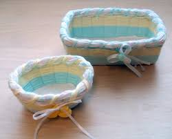 baby baskets made woven baskets clover needlecraft