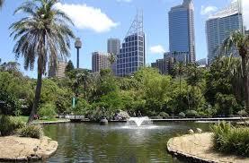 The Royal Botanic Gardens Royal Botanical Gardens Sydney Harbour Icons Ucruise