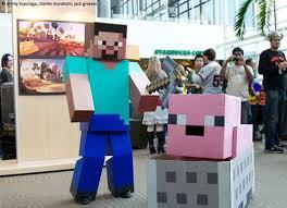 Minecraft Herobrine Halloween Costume 20 Minecraft Halloween Costume Ideas