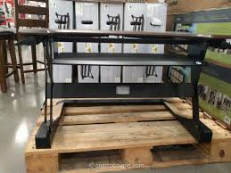 tresanti sit stand desk costco costco height adjustable desk propertyonlineph com