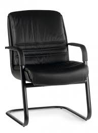fauteuil de bureau cuir noir fauteuil bureau design luge cuir noir fauteuil visiteur
