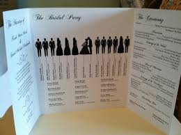Wedding Program Stationary 87 Best Invitations Stationary Images On Pinterest Wedding