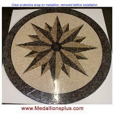 floor medallion meze