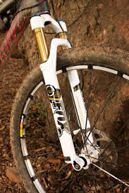review fox 32 float 29 ctd mountain bike fork singletracks