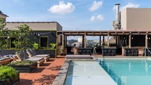 pool houses with bars above mardi gras new orleans u0027 best rooftop bars cnn travel