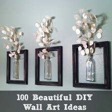 Cool Diy Wall Art by Diy Wall Decorations Cool Cheap But Cool Diy Wall Art Ideas For