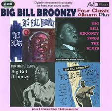 big photo albums four classic albums big bill broonzy songs reviews credits