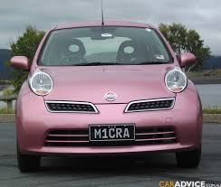 nissan micra city technical details history photos on better