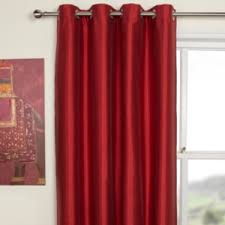 Red Blackout Blind Blackout Curtains The Range