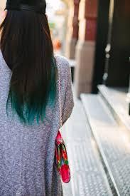 best 25 dip dyed hair ideas on pinterest purple highlights