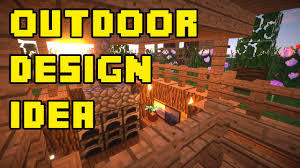Outdoor Patio Landscaping Minecraft Backyard Outdoor Landscaping Patio Design Ideas Xbox Pe