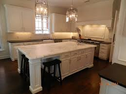 marvelous kitchen island designs with terrific picture for two