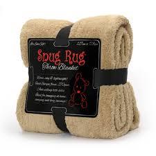 Sherpa Rug Genuine Snug Rug Soft Cosy Blankets Premium Sofa Throws