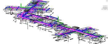 Ductwork Estimating For Hvac by Sles Hvac Duct Design Detailing Shop Drawings Load