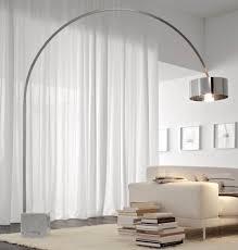 arc floor lamp dining room elegant adjustable glass floor lamp