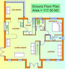 ground floor plan floor plan ground best more than10 ideas home cosiness