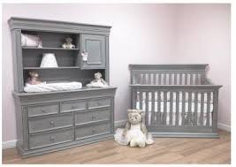 marcella convertible crib in antique white and nursery neces