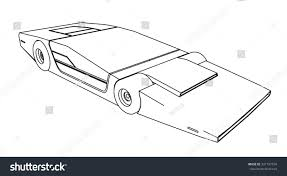 car drawing future concept car draw stock illustration 331727594 shutterstock