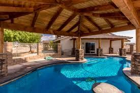 Backyard City Pools by Lake Havasu City Luxury Pool Home 3640 Amberjack Bay W