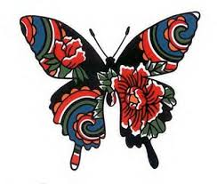 fonts butterfly designs tattoos
