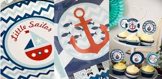 nautical party supplies sailor nautical party supplies decorations and themes
