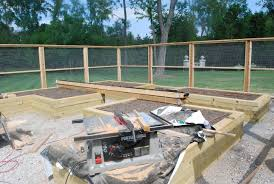 exterior new ideas patio fence ideas with patio wall fence
